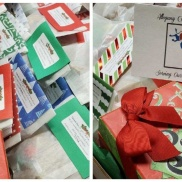Houghton - Allegany County Democrats Goodies for Staff - Dec 2020
